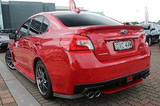 2015 Subaru WRX V1 MY16 Premium Lineartronic AWD Red 8 Speed Constant Variable Sedan.