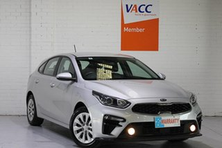 2019 Kia Cerato BD MY19 S Silver 6 Speed Sports Automatic Hatchback.