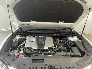 2019 Lexus ES AXZH10R ES300h Sports Luxury White 1 Speed Constant Variable Sedan Hybrid