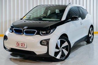 2016 BMW i3 IO1 EV White 1 Speed Automatic Hatchback.