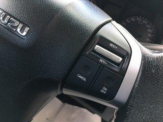 2015 Isuzu D-MAX (No Series) SX White Sports Automatic