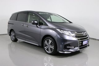 2020 Honda Odyssey RC MY20 VTi-L Modern Steel Continuous Variable Wagon.