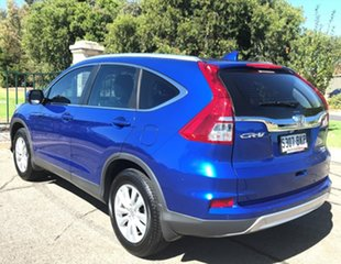 2016 Honda CR-V RM Series II MY17 VTi Blue 6 Speed Manual Wagon