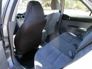 2004 Mazda 6 GG Classic Grey 4 Speed Auto Activematic Sedan