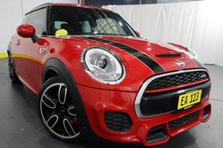 2015 Mini Cooper F56 JCW Red 6 Speed Automatic Hatchback.