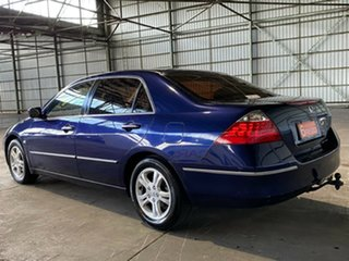 2007 Honda Accord 7th Gen MY07 VTi Blue 5 Speed Automatic Sedan