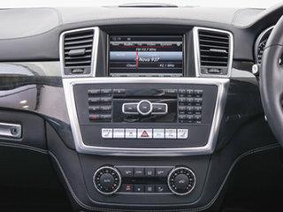 2013 Mercedes-Benz ML250 CDI BlueTEC 166 4x4 Black 7 Speed Automatic Wagon