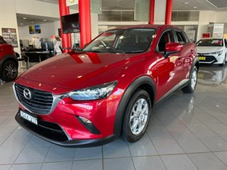 2015 Mazda CX-3 DK2W7A Neo SKYACTIV-Drive Red 6 Speed Sports Automatic Wagon