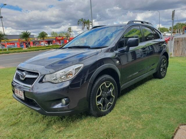 Pre-Owned Subaru XV MY13 2.0I-L Emerald, 2013 Subaru XV MY13 2.0I-L Grey Continuous Variable Wagon