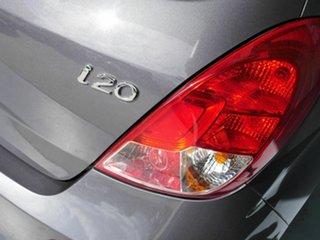 2014 Hyundai i20 PB MY15 Active Grey 4 Speed Automatic Hatchback