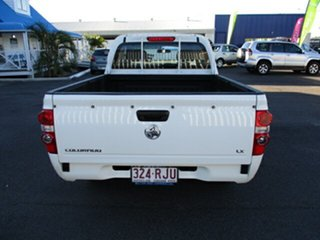 2010 Holden Colorado 4x2 Extra Cab White 4 Speed Automatic Utility