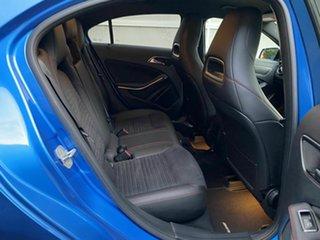2016 Mercedes-Benz A-Class W176 806MY A180 D-CT Blue 7 Speed Sports Automatic Dual Clutch Hatchback