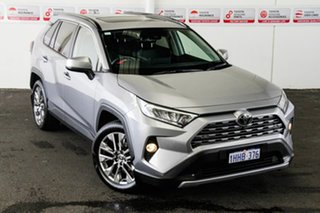 2020 Toyota RAV4 Mxaa52R Cruiser 2WD Silver Sky 10 Speed Constant Variable Wagon.