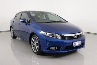 2012 Honda Civic MY12 Sport Blue 5 Speed Automatic Sedan.