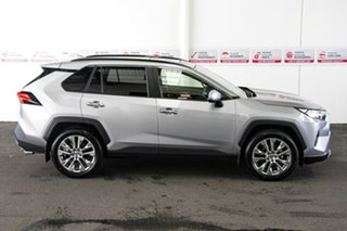 2020 Toyota RAV4 Mxaa52R Cruiser 2WD Silver Sky 10 Speed Constant Variable Wagon