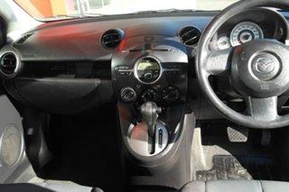 2010 Mazda 2 DE10Y1 MY10 Neo White 4 Speed Automatic Hatchback
