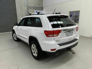 2012 Jeep Grand Cherokee WK MY2013 Laredo White 5 Speed Sports Automatic Wagon