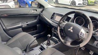 2014 Mitsubishi Lancer CJ MY15 GSR Sportback Silver 5 Speed Manual Hatchback