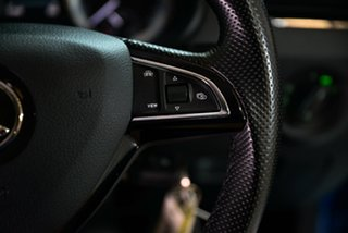 2019 Skoda Octavia NE MY19 110TSI Sedan DSG Blue 7 Speed Sports Automatic Dual Clutch Liftback