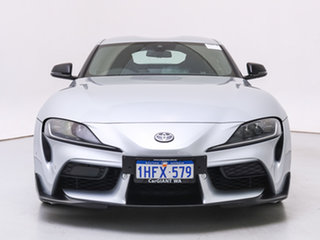 2019 Toyota Supra GR DB42R GT Silver 8 Speed Automatic Coupe.