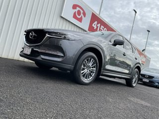 2018 Mazda CX-5 KF4W2A Touring SKYACTIV-Drive i-ACTIV AWD Grey 6 Speed Sports Automatic Wagon.