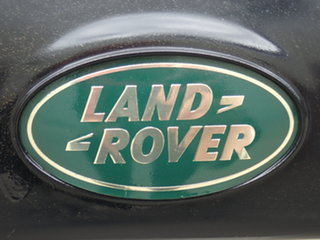 2003 Land Rover Discovery Series II SE (4x4) White 4 Speed Automatic Wagon