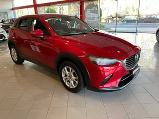 2015 Mazda CX-3 DK2W7A Neo SKYACTIV-Drive Red 6 Speed Sports Automatic Wagon.