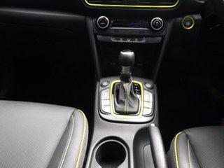 2017 Hyundai Kona OS MY18 Highlander D-CT AWD Grey 7 Speed Sports Automatic Dual Clutch Wagon