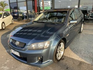 2010 Holden Commodore VE II SV6 Blue 6 Speed Automatic Sportswagon