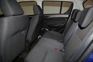 2014 Suzuki Swift FZ MY14 GL Navigator Blue 4 Speed Automatic Hatchback
