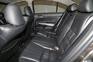 2013 Honda Accord 8th Gen MY12 V6 Luxury Brown 5 Speed Sports Automatic Sedan