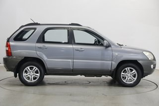 2007 Kia Sportage KM2 EX Grey 6 Speed Manual Wagon
