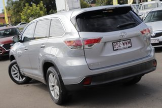 2016 Toyota Kluger GSU55R GX AWD Silver 6 Speed Sports Automatic Wagon