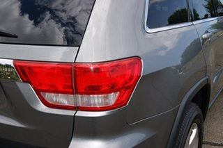 2012 Jeep Grand Cherokee WK MY13 Laredo (4x4) Grey 5 Speed Automatic Wagon