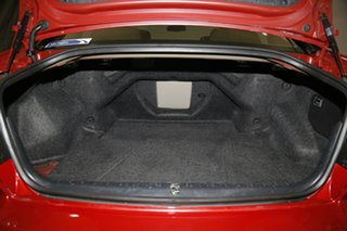 2008 Mitsubishi 380 DB Series III GTL Red 5 Speed Sports Automatic Sedan