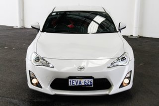 2014 Toyota 86 ZN6 MY14 Upgrade GT White Liquid 6 Speed Manual Coupe.