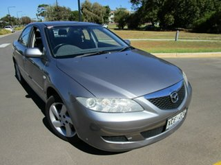 2004 Mazda 6 GG Classic Grey 4 Speed Auto Activematic Sedan.