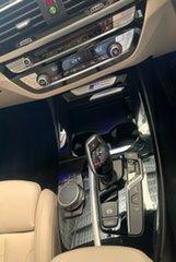 2018 BMW X3 G01 M40i Steptronic Carbon Black Metallic 8 Speed Automatic Wagon