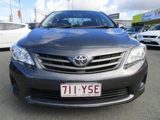 2011 Toyota Corolla ZRE152R MY11 Ascent Grey 4 Speed Automatic Sedan