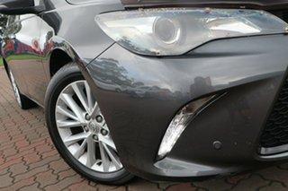 2015 Toyota Camry ASV50R Atara SL Grey 6 Speed Sports Automatic Sedan.