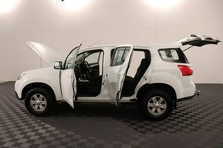 2016 Isuzu MU-X MY15.5 LS-M Rev-Tronic White 5 speed Automatic Wagon