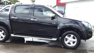 2015 Isuzu D-MAX MY15 LS-Terrain Crew Cab Black 5 Speed Sports Automatic Utility