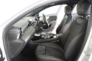 2019 Mercedes-Benz A200 177 MY19.5 Silver 7 Speed Auto Dual Clutch Sedan