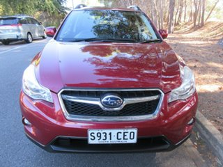 2014 Subaru XV G4X MY14 2.0i-L AWD Red/Black 6 Speed Manual Wagon