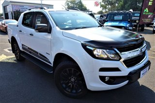 2016 Holden Colorado RG MY17 Z71 Pickup Crew Cab White 6 Speed Sports Automatic Utility.