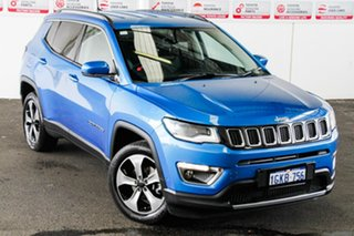 2017 Jeep Compass M6 MY18 Limited (4x4) 9 Speed Automatic Wagon.