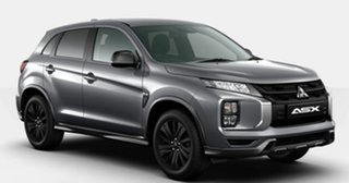 2021 Mitsubishi ASX XD MY21 MR 2WD Grey 1 Speed Constant Variable Wagon