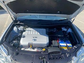 2013 Toyota Aurion GSV50R Prodigy Silver 6 Speed Sports Automatic Sedan