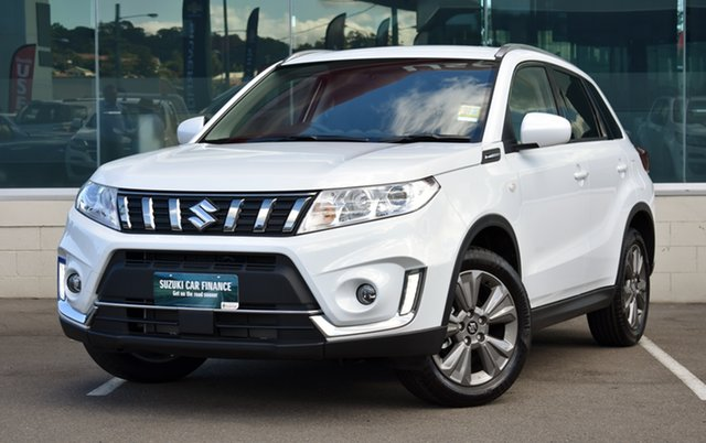 New Suzuki Vitara LY Series II 2WD Cardiff, 2020 Suzuki Vitara LY Series II 2WD Cool White 6 Speed Sports Automatic Wagon