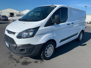2018 Ford Transit Custom VN 2017.75MY 290S Low Roof SWB White 6 Speed Automatic Van